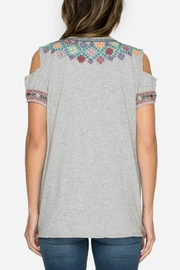 Johnny Was Clover Cut-Out Shoulder - Side cropped