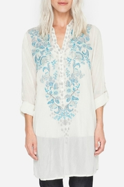Johnny Was Darling Tunic Top - Product Mini Image