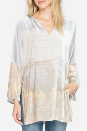 Johnny Was Darya Velvet Tunic - Front cropped
