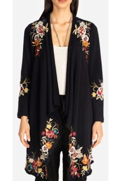 Shoptiques Product: Draped Cardigan Coat