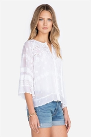 Johnny Was Elevated Boho Top - Product Mini Image