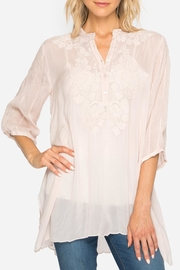 Johnny Was Emboidered Minna Tunic - Front cropped