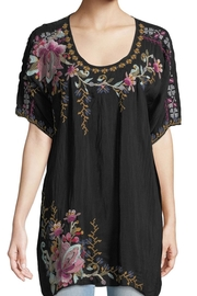 Johnny Was Embroidered Alyssa Tunic - Product Mini Image