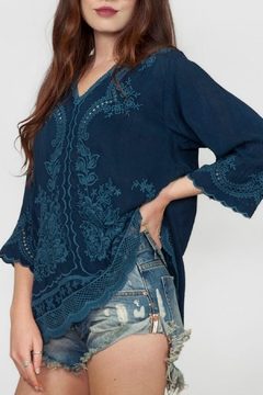 Shoptiques Product: Embroidered Blouse