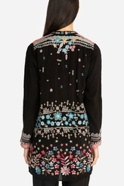 Johnny Was Embroidered Tunic - Side cropped