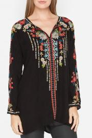 Johnny Was Emily Embroidered Tunic - Product Mini Image