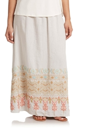 Johnny Was White Boho Skirt - Product Mini Image