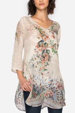 Johnny Was Ficher Bird Tunic - Product List Image