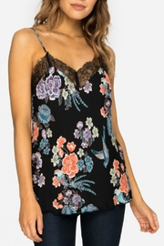Johnny Was Floral Lace Cami - Product Mini Image