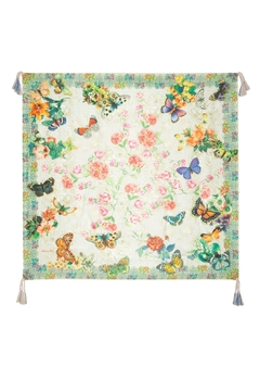 Shoptiques Product: Holly Light Silk Scarf