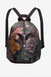 Johnny Was Isa Backpack - Front full body