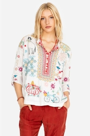 Johnny Was Blouse - Front cropped