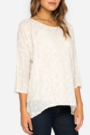 Johnny Was Jossy Embroiderd Blouse - Side cropped