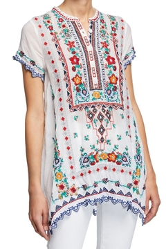 Johnny Was Liesse Tunic - Product List Image