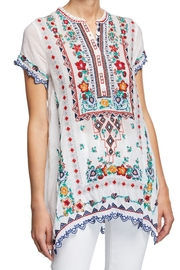 Johnny Was Liesse Tunic - Product Mini Image