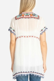 Johnny Was Liesse Tunic - Side cropped