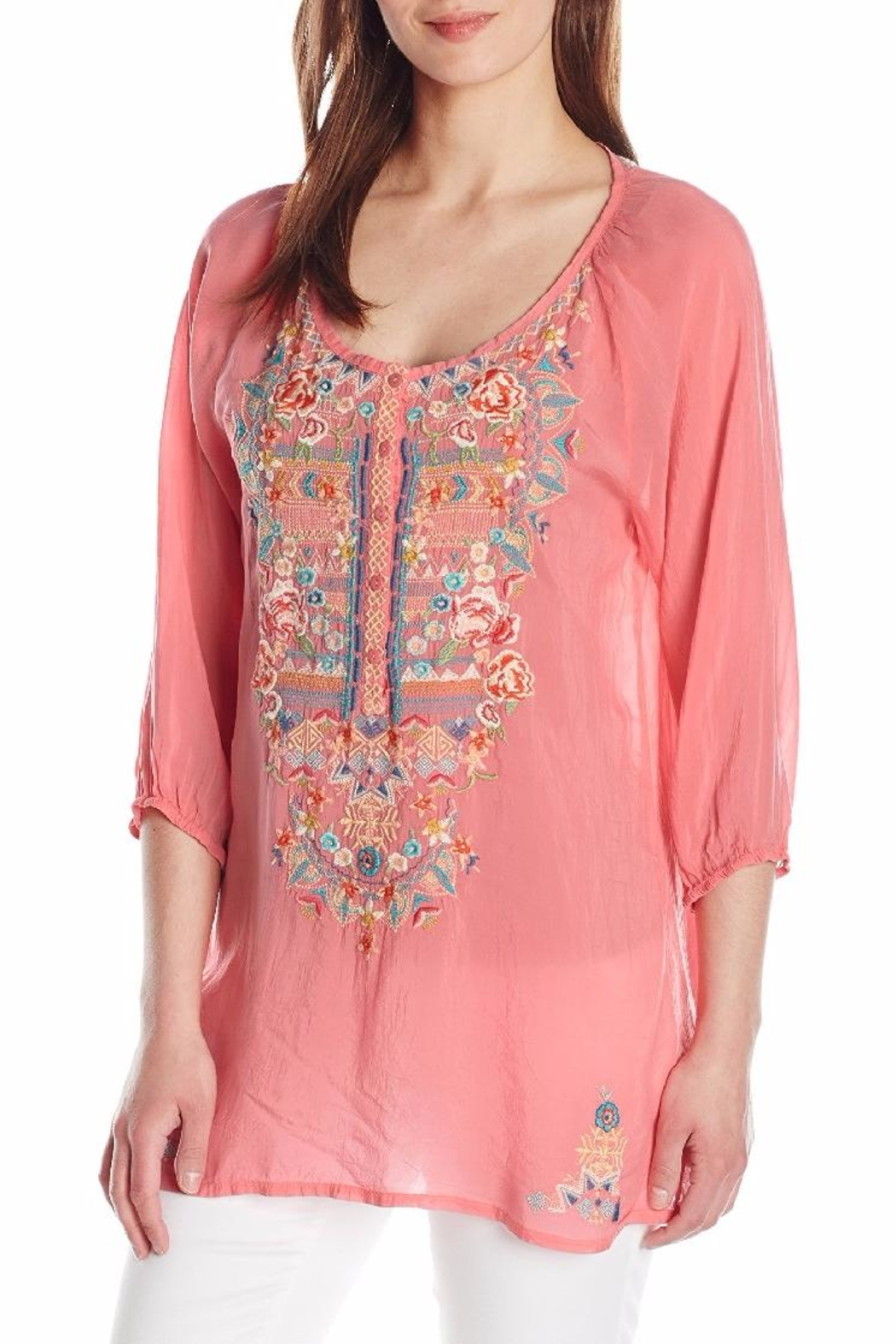Johnny Was Linnet Blouse - Main Image