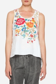 Johnny Was Lucia Crop Swing Top - Product Mini Image