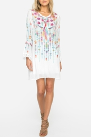 Johnny Was Lulu Embroidered Tunic - Product Mini Image