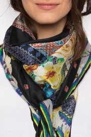 Johnny Was Mabel Scarf - Side cropped