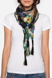 Johnny Was Mabel Scarf - Front cropped