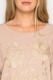 Johnny Was Magdalene Thermal Shirt - Side cropped