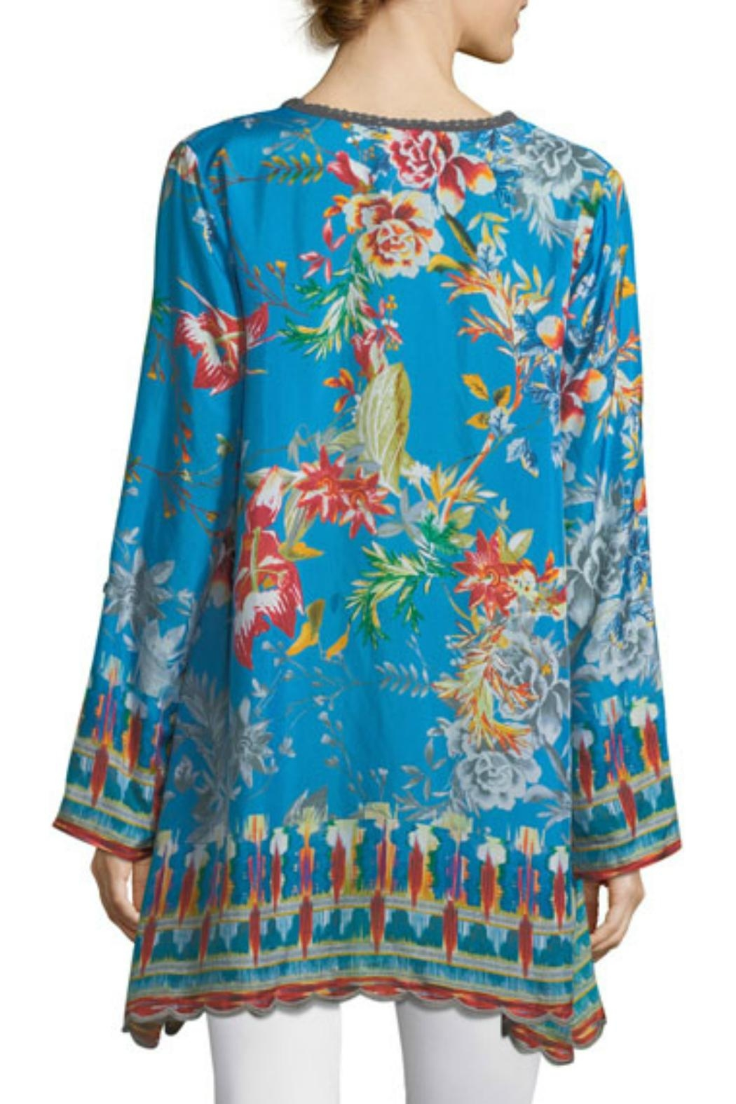Johnny Was Mala Tunic - Front Full Image