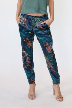 Johnny Was Marcelle Silk Pant - Product List Image
