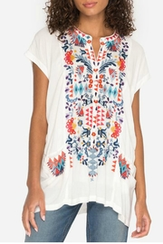 Johnny Was Multi Embroidered Tunic - Product Mini Image
