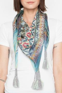 Shoptiques Product: Mirage Silk Scarf