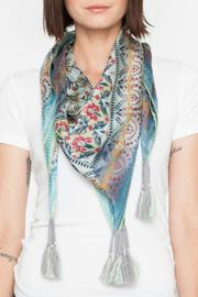 Johnny Was Mirage Silk Scarf - Product Mini Image