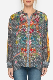 Johnny Was Multi Mishka Blouse - Side cropped