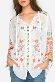 Johnny Was Niklita Embroideredtunic - Product Mini Image