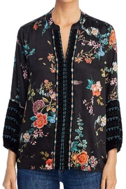 Johnny Was Paris Effortless Blouse - Product Mini Image