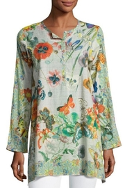 Johnny Was Passion Flower Top - Product Mini Image