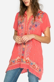 Johnny Was Passion Fruit Tunic - Product Mini Image