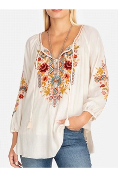 Johnny Was Peasant Blouse - Product List Image