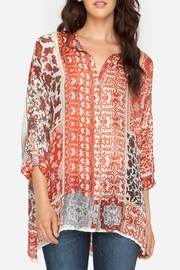 Johnny Was Prima Printed Blouse - Front cropped
