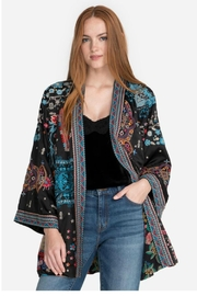 Johnny Was Reversible Kimono - Front cropped
