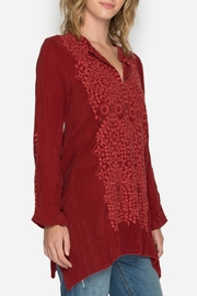 Johnny Was Rona Embroidered Tunic - Product Mini Image
