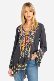 Johnny Was Rosetta Tunic - Front cropped
