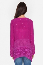 Johnny Was Sasha Tunic Top - Front cropped
