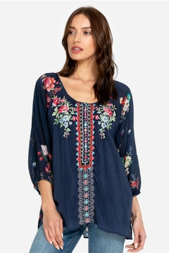 c0f7754fbc7 ... Johnny Was Sherry Embroidered Tunic - Product List Image