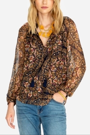 Johnny Was Riley  Peasant Top - Product Mini Image