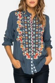Johnny Was Stargazing Shorter Tunic - Product Mini Image
