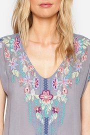 Johnny Was Yasi Embroidered Tunic - Side cropped