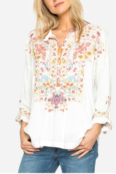 Shoptiques Product: Yoon Embroidered Top