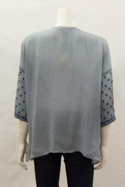 Johnny Was Collection Amaru Blouse - Side cropped