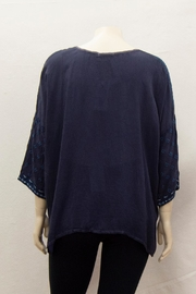 Johnny Was Collection Amaru Blouse Plus - Front full body