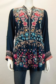 Johnny Was Collection Bandit Blouse - Product Mini Image